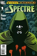 Infinite Crisis Aftermath: The Spectre #01
